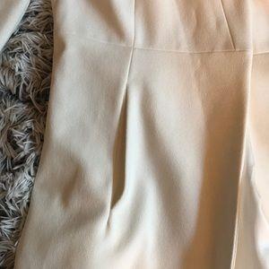 Zara Jackets & Coats - Zara white inverted collar blazer coat